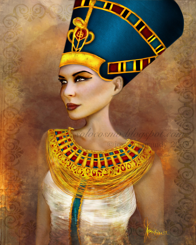 egyptian queen headdress - photo #42