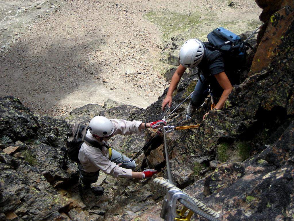 Klettersteig Jegihorn : Klettersteig jägihorn jegihorn via ferrata kletterweg u2026 flickr