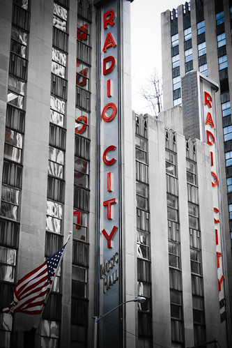 Radio City, NYC | by Mason Sklut