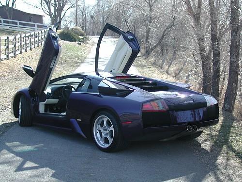 2002 Lamborghini Murcielago Blue Scuro Carpictures Dot Com Flickr