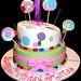 Lollypop Birthday Cake
