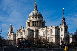 St Paul's Cathedral | by garryknight