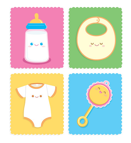 baby items greeting card design   2010 greeting car flickr