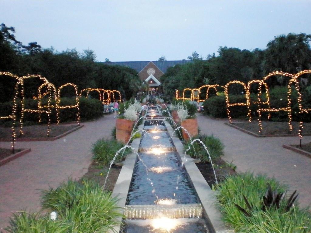 Botanical Gardens Columbia Sc Image