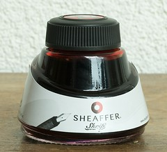 Sheaffer Red | by inkyjournal