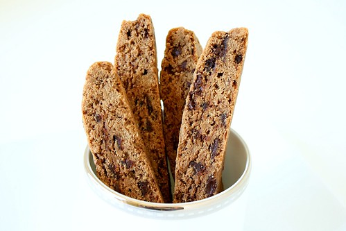 Nutella Biscotti | by Tracey's Culinary Adventures