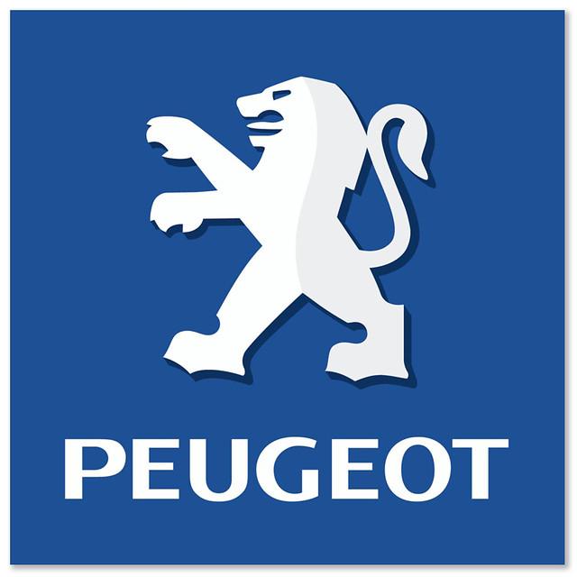 Peugeot logo   peugeot logo   Minale Tattersfield   Flickr