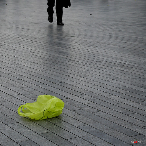 Green Bag | by Peter Saxxon