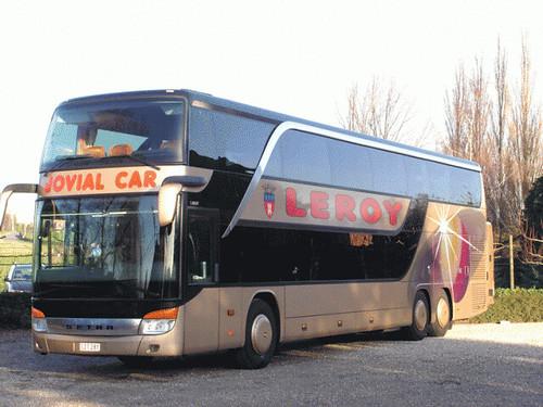 Voyage Autocar Leroy Royal Class Setra S 431 Dt L I