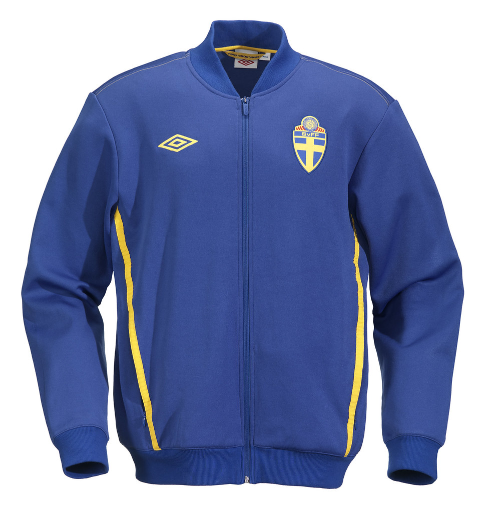 New Umbro Sweden Football Kit The New Anthem Jacket To Acc Flickr