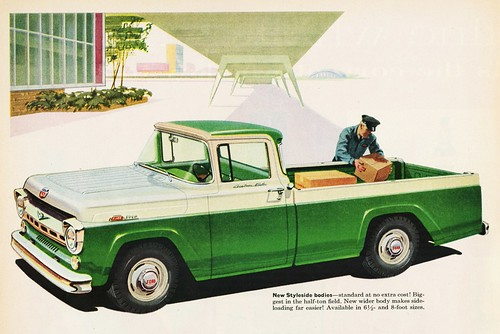 1957 Ford Styleside Pickup | by aldenjewell