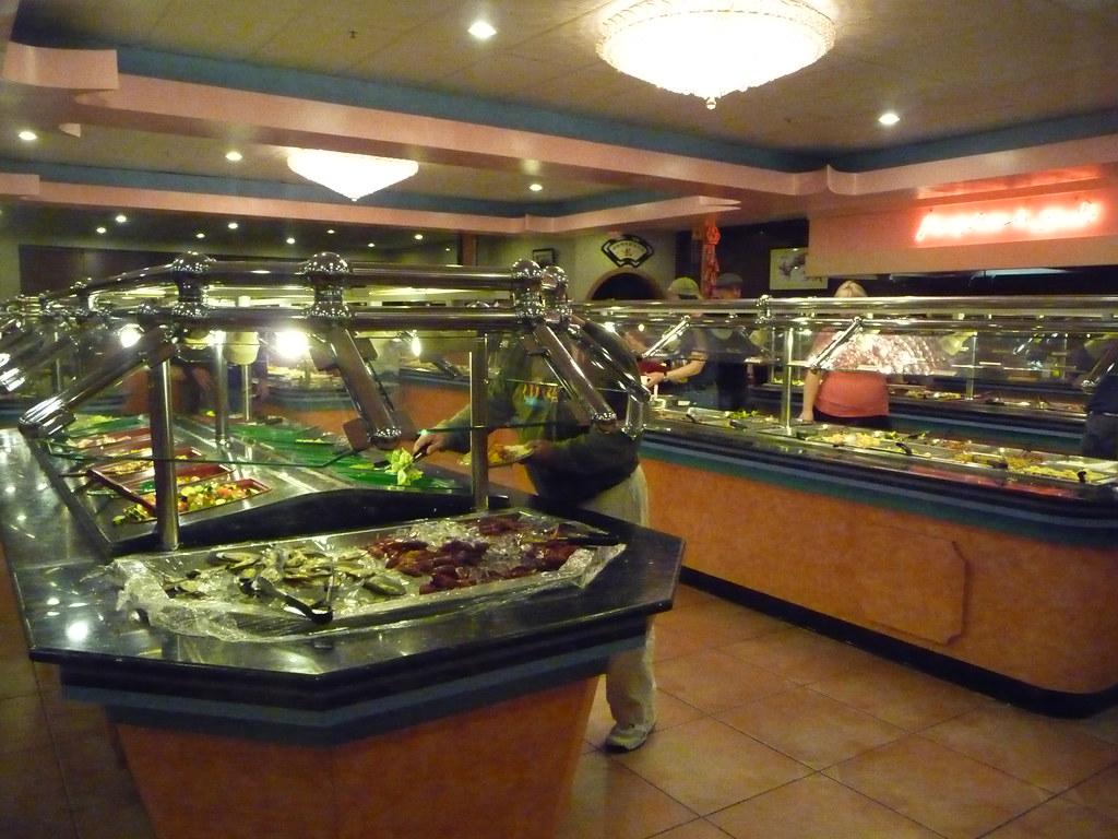 Buffet King Chinese Restaurant Edinburgh
