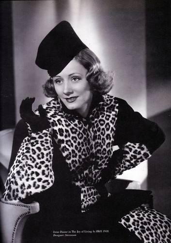 Irene Dunne in The Joy of Living, 1938 | by Silverbluestar