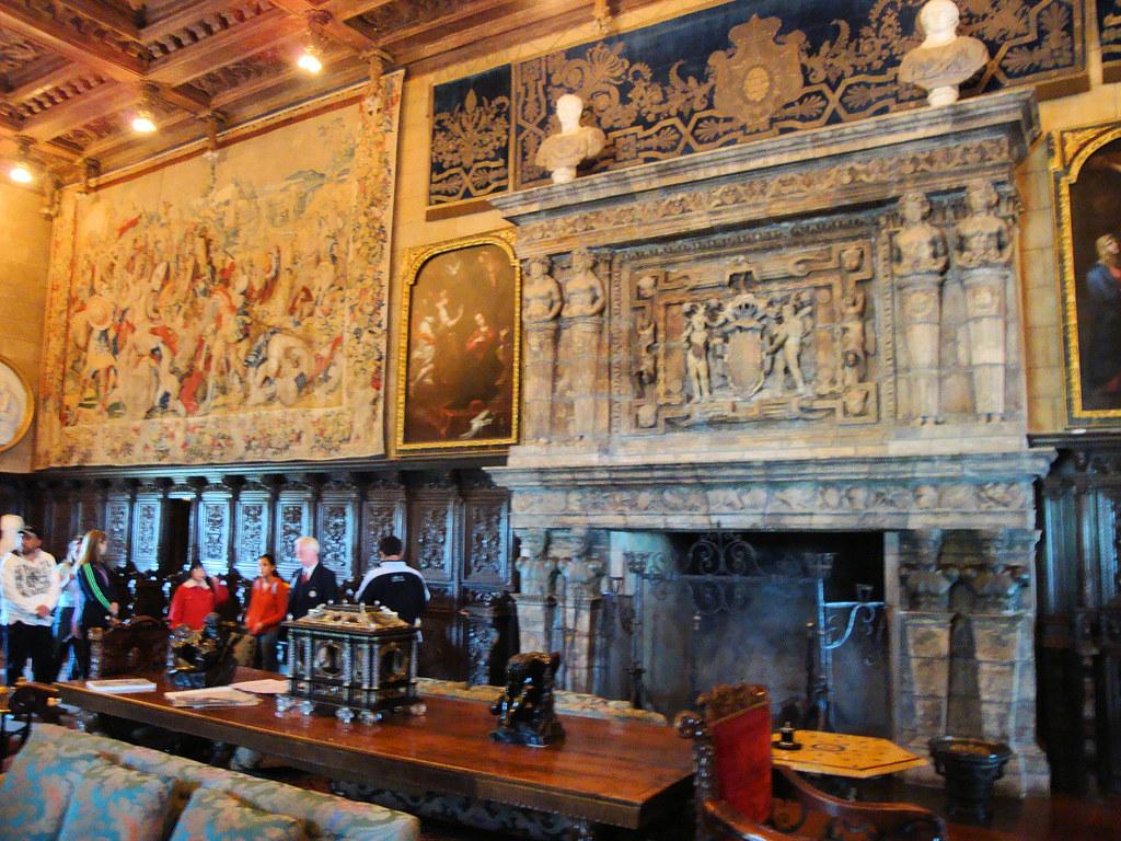Albion Castle San Francisco Dsc27474 Hearst Castle San Simeon California Usa Flickr
