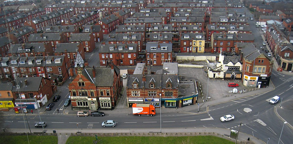 Back To Back Houses : Back to houses holbeck top moorside leeds this