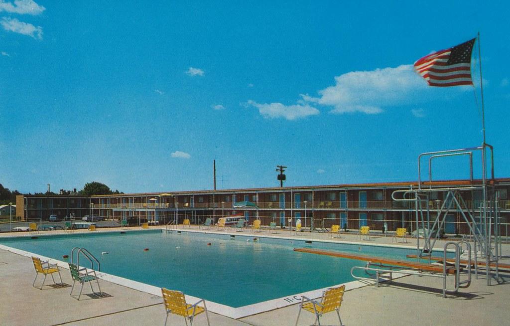 State Line Motel - Salisbury, Maryland