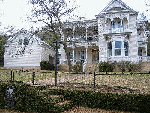 McGehee House, San Marcos, Texas | by texastravel