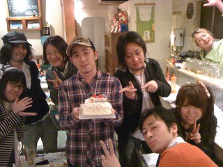 3/21,3/22 新宿8bit cafe「321stars night! ~321 Birthday Live 2010」 | by sugimotoman