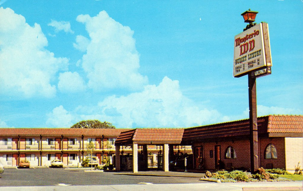 Monterio Inn - Redding, California