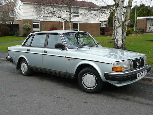 Volvo 240 Gle 1987 Car And Classic Co Uk Willem S