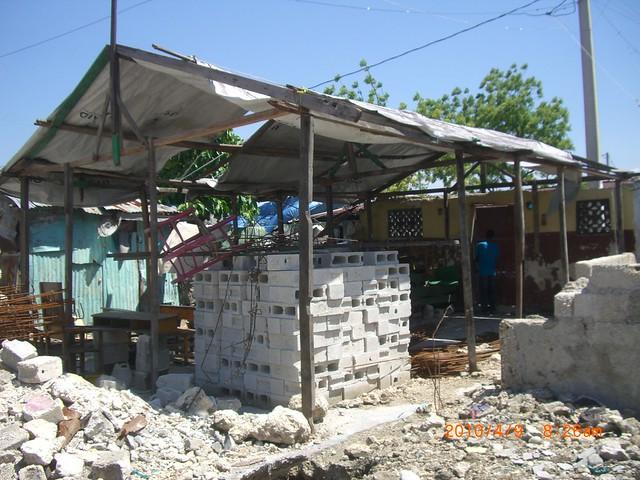 Haiti Mission Builder