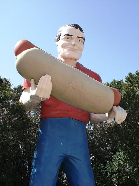 Atlanta Il Hot Dog Man