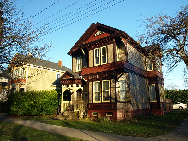Queen Anne Revival Flickr Photo Sharing