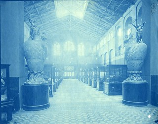 History exhibits, North Hall, A&I 1890s | by national museum of american history