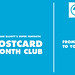 oe's postcard month club!