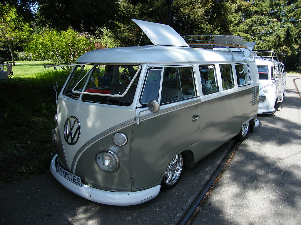 1958 Vw Bus Custom Tom Donohue Flickr