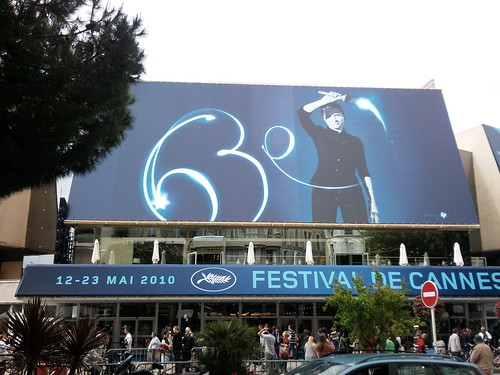 The festival palace in Cannes | by Timo Vuorensola
