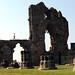 Whitby Abbey!