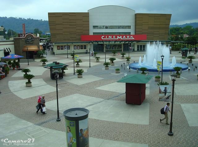 Lifestyle center la gran via cines cinemark tels 503 for Gran via el salvador