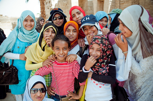 Local Kids in Luxor | by Satoshi Onoda