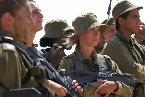 IDF Karakal unit men and women fighting together in the only mixed combat  brigade of the Israeli army | by Oren Rosenfeld (oreng)
