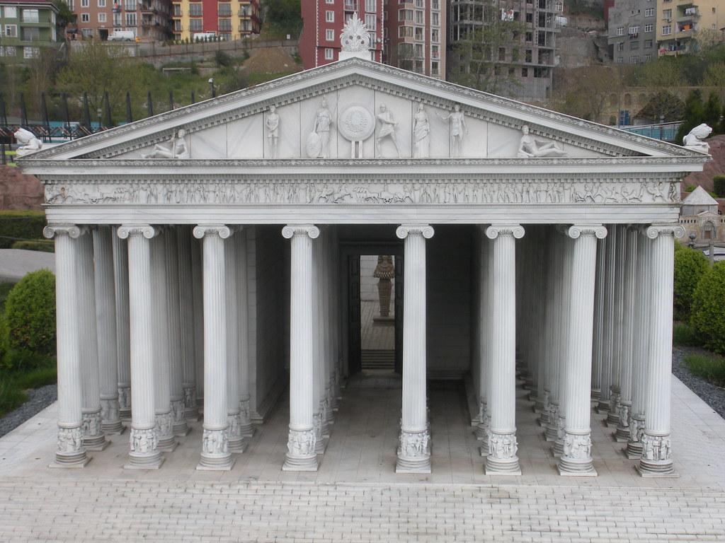 Temple of Artemis - Ephesus | MINIATURK, Sütlüce, Istanbul ...