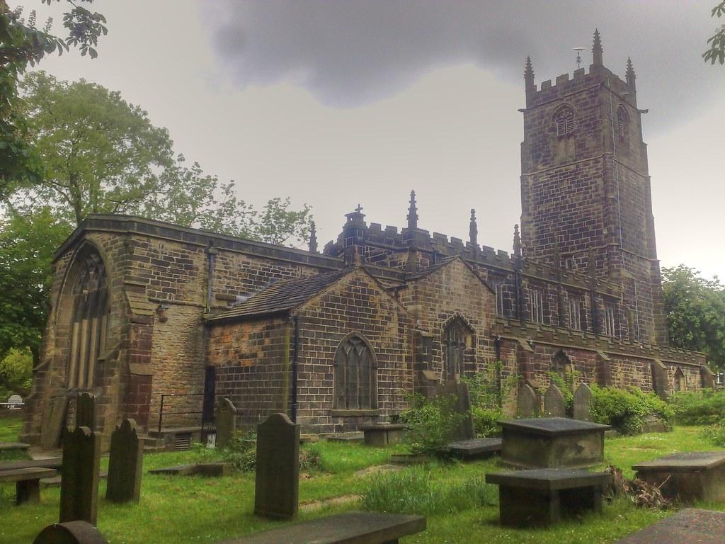 saint john the baptist church penistone yorkshire