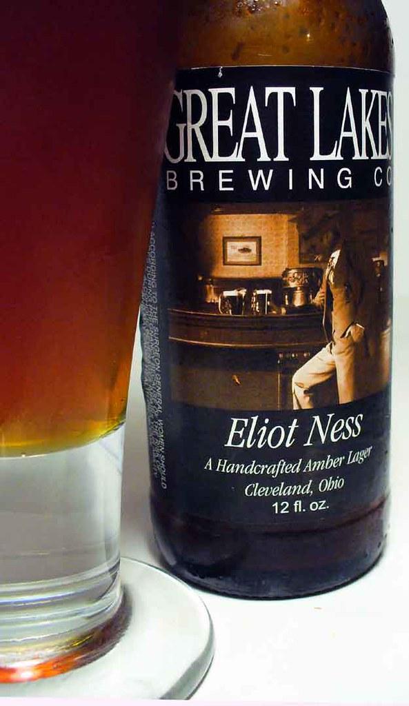 eliot ness beer - photo #28