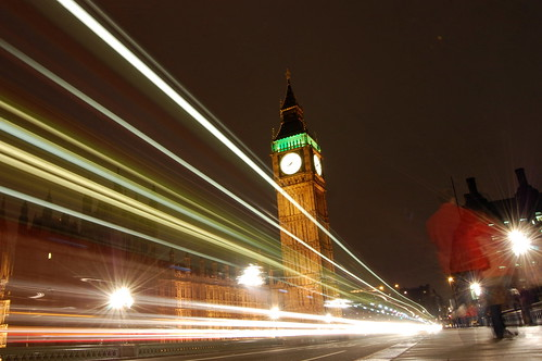 2009-03-19k Traffic on Westminster Bridge - Long Exposure | by [Ananabanana]