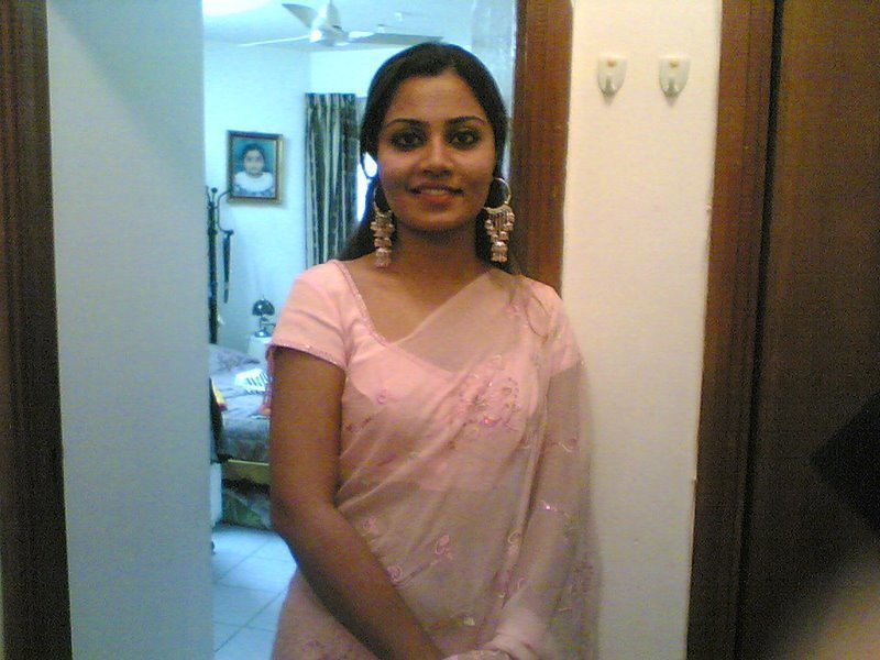 best reallife rose saree deepika deepika flickr