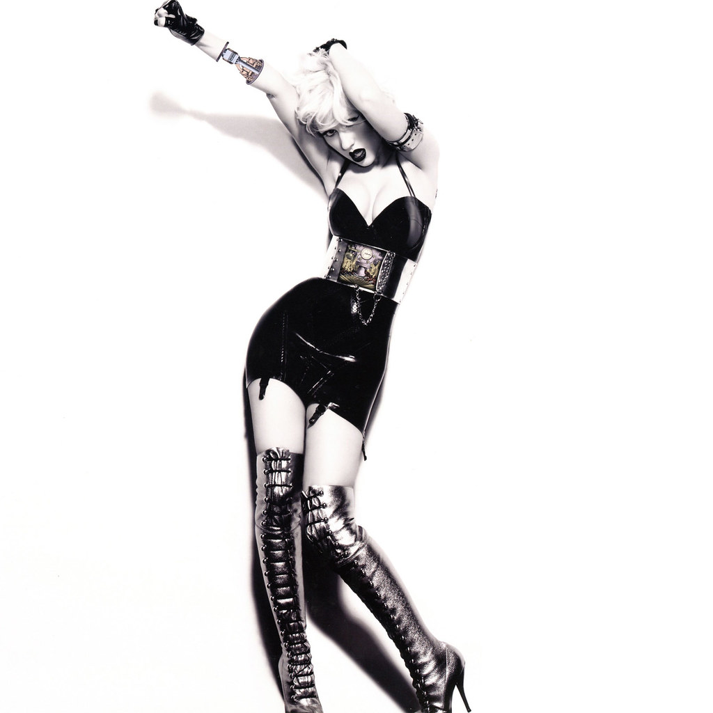 "Christina Aguilera - ""Bionic"" | Alix Malka Photoshoot ... Christina Aguilera"