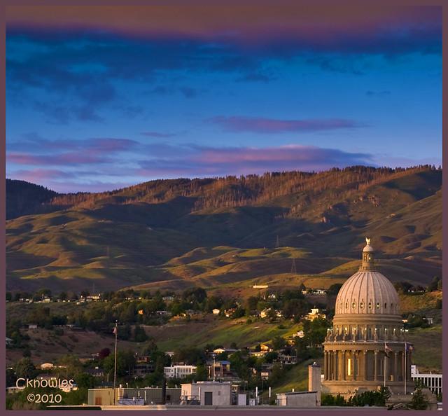 Idaho State Capital in Boise Idaho  Flickr  Photo Sharing!
