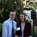 ASI President Rebecca Glazier at 2005 Breakfast with the President