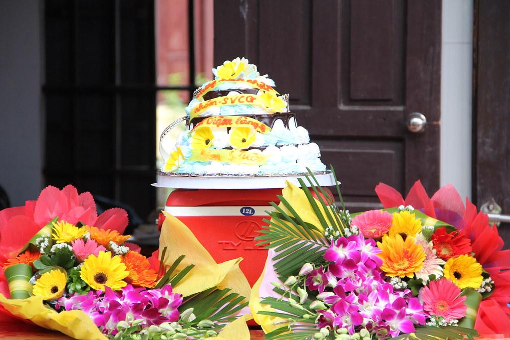 Nhóm SVCG Phát Diệm tại Làng Tám - Sinh nhật lần thứ V