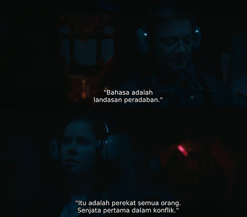 Kata Prof. Louis Banks (dalam The Arrival, 2016) | by adi_acong