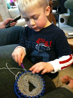 A really good knitter | by Nancy Walsh