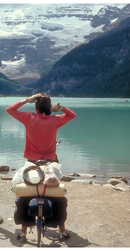 Admiring Lake Louise | by hammarhead2