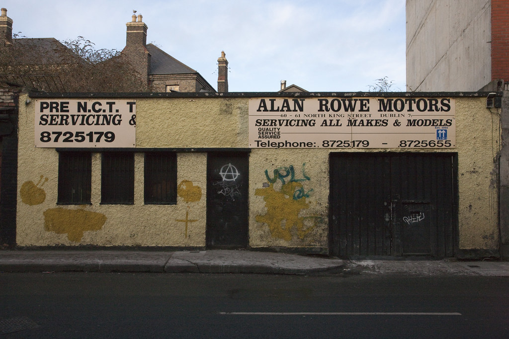 Alan Rowe Motors Dublin William Murphy Flickr