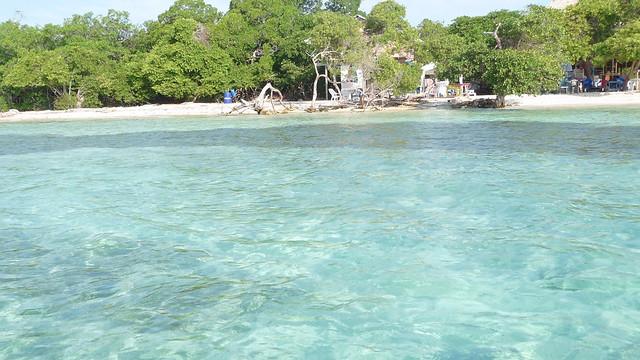 Rincon del mar ojo playa de isla mucura qued - El rincon del sibarita ...