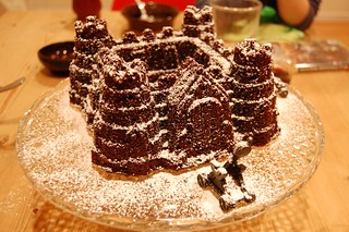 Chocolate Guinness Castle Cake | by Derringdos
